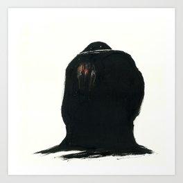 UnHuman#17 Art Print