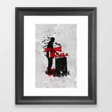 One More Miracle : Sherlock Framed Art Print