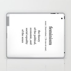 Feminism Laptop & iPad Skin