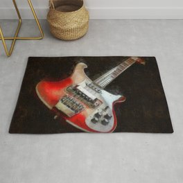Rick and Famous - My 4003 Rickenbacker Basss Rug