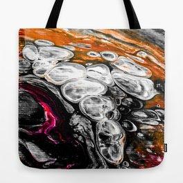 Lava Flow Tote Bag