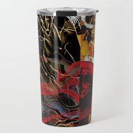 Exquisite Corpse: Round 3 Travel Mug