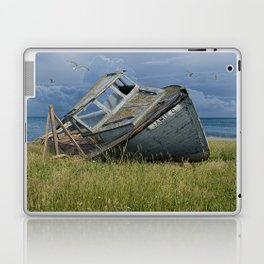 Last Days of the Jamie G. Laptop & iPad Skin