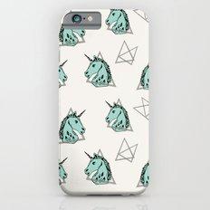 Edgy Unicorn by Andrea Lauren iPhone 6s Slim Case