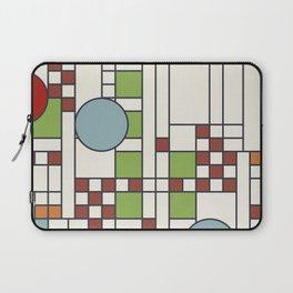 Frank lloyd wright pattern S02 Laptop Sleeve