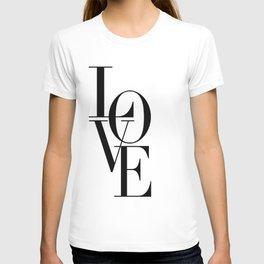 LOVE IS SWEET, Love Sign,Love Art,Wedding Decor,Anniversary Quote,Love Symbol,Love you more T-shirt
