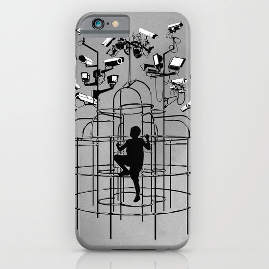 Supervision iPhone & iPod Case