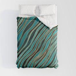 Ocean Currents Comforters