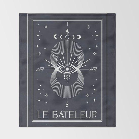 The Magician or Le Bateleur Tarot by cafelab