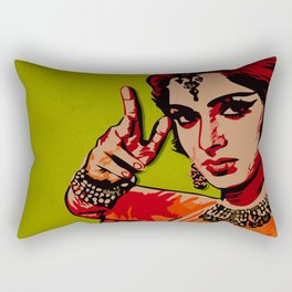 Bollywood Style Rectangular Pillow