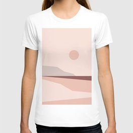Abstract Landscape 02 T-shirt