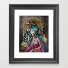 The Guardian Framed Art Print