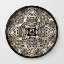 Padded Cell Wall Clock