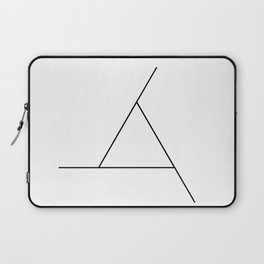 Triangle Part 2 Laptop Sleeve