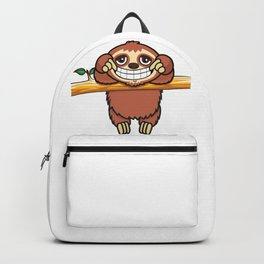 Happy Sloth! Backpack