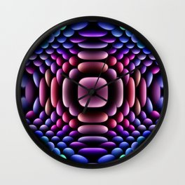 Practical Fractal Wall Clock