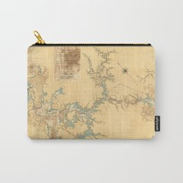 Panama Canal 1906 Carry-All Pouch