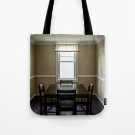 To Dine Alone... Tote Bag