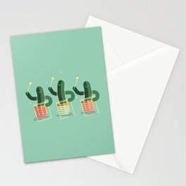 CACTUS BAND / The Surdos Stationery Cards