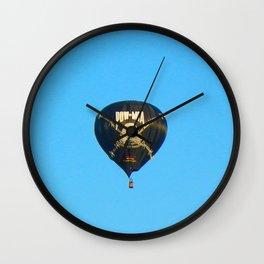 POW MIA Balloon  Wall Clock