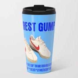 Forrest Gump Movie Poster Travel Mug