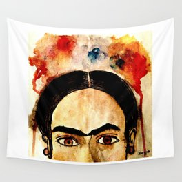 Sin Flores Wall Tapestry