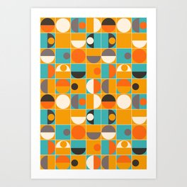 Panton Pop Art Print