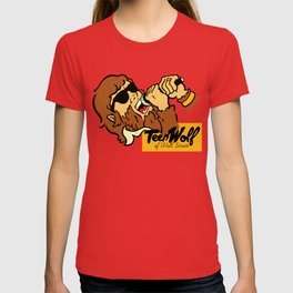 Teen Wolf of Wall Street T-shirt