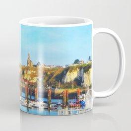 Dieppe Harbour Coffee Mug