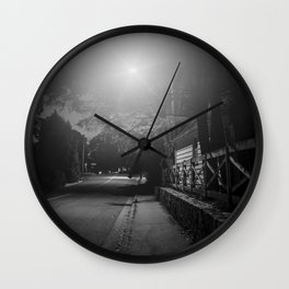 Night Moves 6 Wall Clock
