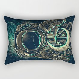 Moon Keeper Rectangular Pillow