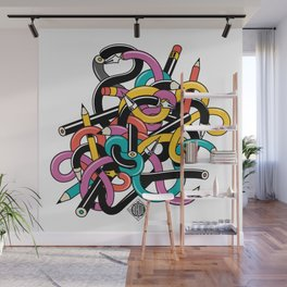 Knot Wall Mural