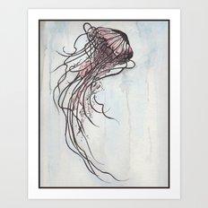 Aurelia 1 Art Print