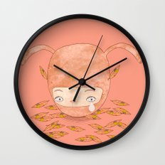 I DON'T MIND IF YOU FORGET ME FOREVER  Wall Clock
