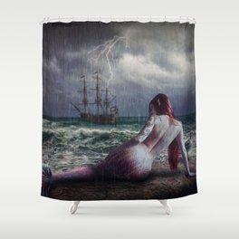 My Jolly Sailor Bold Shower Curtain