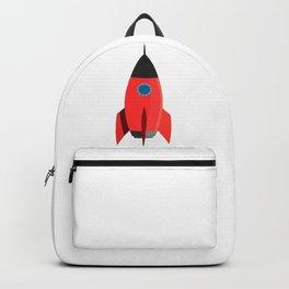 Red Rocket Backpack