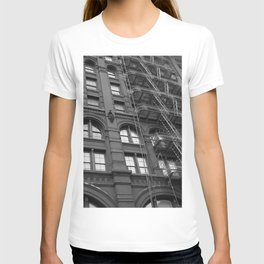 Windows and Stairs T-shirt