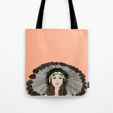 Southwest queen Tote Bag