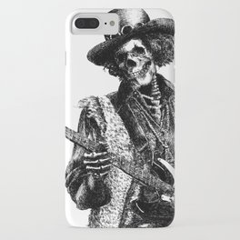 The Legend of Guitarist iPhone Case