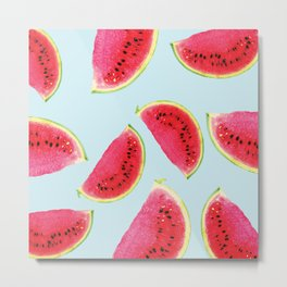Watermelon #society6 Metal Print