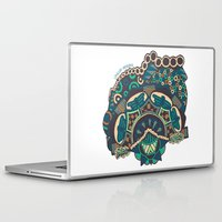 glass Laptop & iPad Skins featuring Glass by J. Fuller