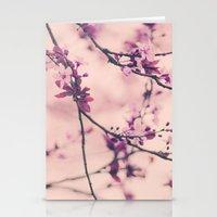 dress Stationery Cards featuring Lace Dress by Irina Wardas
