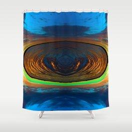 Kwon-Tok Shower Curtain