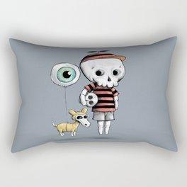 Skull Kid Rectangular Pillow
