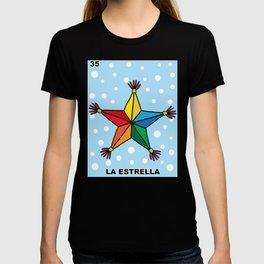 Christmas Loteria La Estrella T-shirt