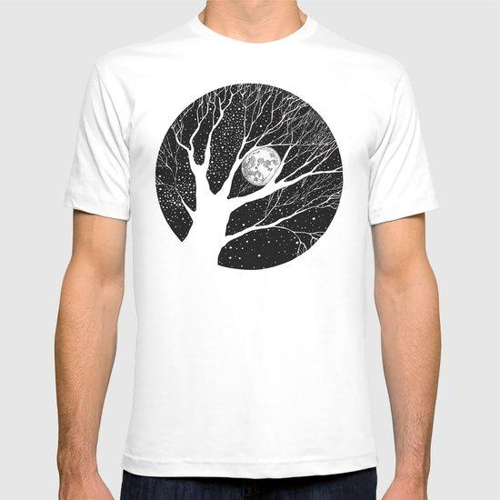 moonlight shadow T-shirt