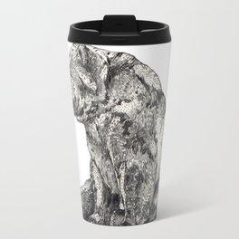 Bear // Graphite Travel Mug