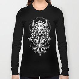 Queen of Owls Long Sleeve T-shirt