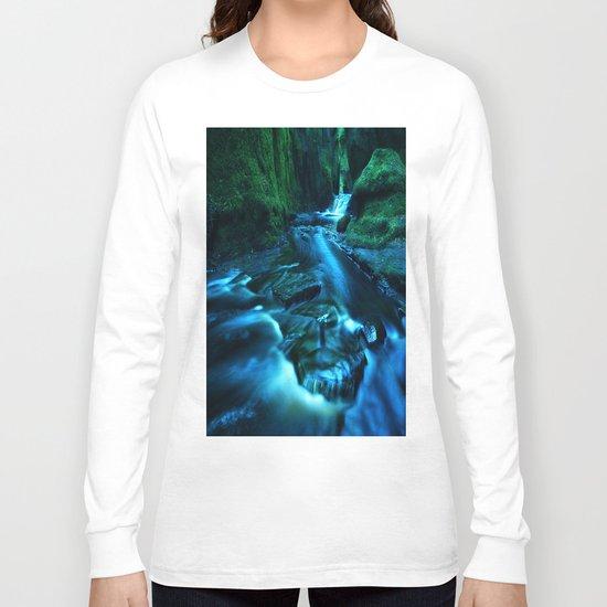 Mystic Waterfall Long Sleeve T-shirt