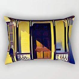 Victorian Porch Rectangular Pillow